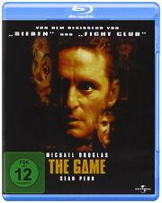 Blu-ray * THE GAME - Michael Douglas , Sean Penn # NEU OVP +