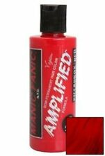 Manic Panic Amplified PILLARBOX RED Hair Dye 118mL