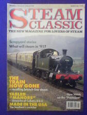 STEAM CLASSIC - MADE IN USA - March 1991 #12