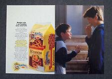 G509 - Advertising Pubblicità - 1989 - CROSTATINA MULINO BIANCO BARILLA