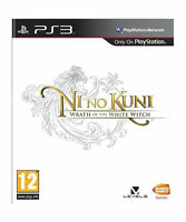 Ni No Kuni: The Wrath of the White Witch (PS3) MINT - SUPER FAST DELIVERY