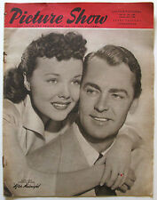 Robert Mitchum Alan Ladd Wanda Hendrix Hugh William Dan Dailey Glenn Ford
