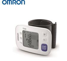 Wrist Blood Pressure Monitor OMRON RS4 Machine Heart Rate Health Care