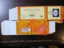 BOITE VIDE NOREV  CITROEN 2CV 6 1974  EMPTY BOX CAJA VACCIA