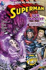 LOBO SUPERGIRL CROSSOVER 1+2 (deutsch)  SUPERMAN # 27+28  DAS NEUE DC UNIVERSUM