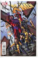 Uncanny X-Men 534.1 Marvel 2011 FN VF Wolverine Magneto Emma Frost