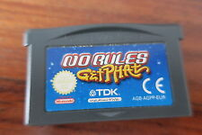 NO RULES GET PHAT     -----   pour GAME BOY ADVANCE  ----