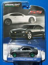2016 GreenLight GREEN MACHINE 2012 CHEVROLET CAMARO SS  mint on card!