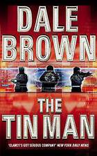 Dale Brown - The Tin Man *USED* + FREE P&P