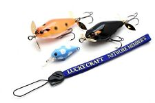 LUCKY CRAFT JAPAN NW-Amigo Box ( 3 lures and 1 strap ) - Pattern 1