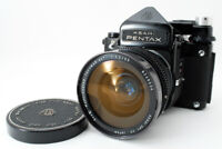 PENTAX 67 6X7 TTL finder SMC Takumar 55mm f/3.5 Lens From Japan [Excellent]