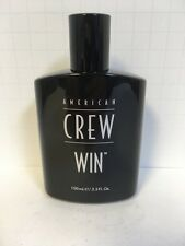American Crew WIN Fragrance Cologne - 3.3oz NEW