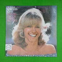 OLIVIA NEWTON JOHN Making A Good Thing Better MCA2280 LP Vinyl VG++ Cover Shrink