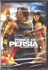 Disney Prince Of Persia The Sands Of Time DVD Movie Jake Gyllenhaal BRAND NEW