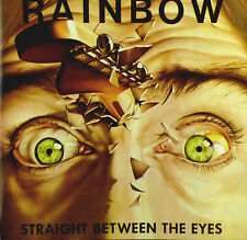 CD - Rainbow - Straight Between The Eyes - A85