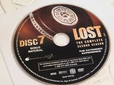 Lost Second Season 2 Disc 7 DVD Disc Only 44-168