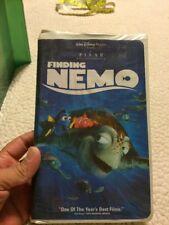 Finding Nemo (VHS, Clamshell, 2003) Walt Disney Pixar VGUC!