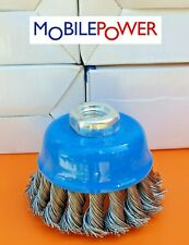 Bosch Power Tool Heavy Duty Wire Brush For Metal