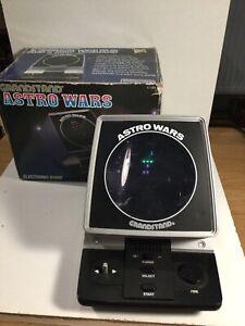 Grandstand Astro Wars In Box Working