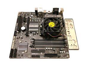 GIGABYTE GA-78LMT-USB3 Socket AM3+ Motherboard HDMI+ FX-4300 Quad Core Processor