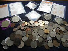 More details for job lot of antique/vintage coins  ref 777 x