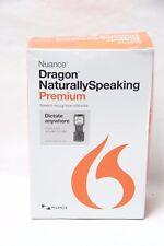 Dragon NaturallySpeaking Premium 13 with Digital Recorder (Mobile), English
