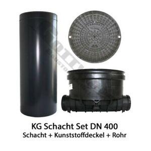 KG Schacht Set DN 400 Komplettset