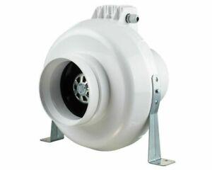 Vents VK EC Rohrlüfter Axial Lüfter EC Motor Drehzalregler 100 125 150 200 250
