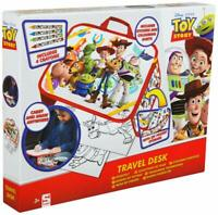 Toy Story 4 Fun Travel Set For Boys and Girls With Activities, Crayons, Stickers