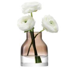 LSA Loft Mocha Fade Vase 10cm