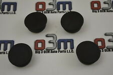 2003-2009 Chevrolet Kodiak GMC Topkick (Set of 4) Outside Mirror Nut Cap new OEM