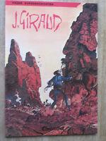 J.GIRAUD (MOEBIUS)  FRÜHE KURZGESCHICHTEN  comicothek