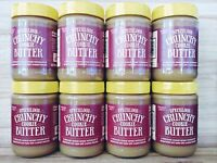 8-Pack Trader Joe's Speculoos Crunchy Cookie Butter 14.1 oz Jar NEW Joes lot