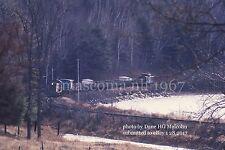 Boston & Maine RR 803 Mascoma Curve NH  1967