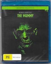 The Mummy (Boris Karloff) Blu Ray New Aussie Release Region B Free Post