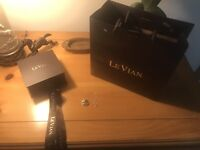 NWOT Le Vian Chocolate Topaz Necklace Limited Edition with Original Box