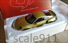 PORSCHE 911 (991) TURBO LIME GOLD GT SPIRIT 1:18 GT041 1/18