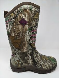 Muck Boot Womens Size 10 Pursuit Stealth Insulated Hunting Boot