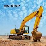 SINOCMP EXCAVATOR SPARE PARTS