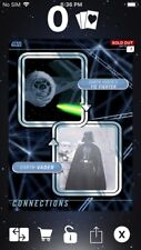Topps Star Wars Digital Card Trader Connections Vehicles Tie/Vader Award