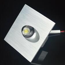 1W Wandeinbauleuchte LED Wandleuchte Wandlampe Flurlampe Treppenleuchten Stufenb