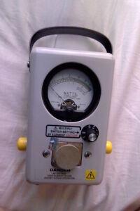 Bird 4410A wattmeter
