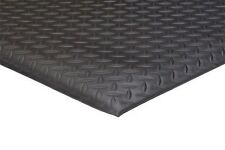 4' x 8'  1/2'' Thick  Diamond Foam  Anti Fatigue Matting Industrial .