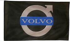 Volvo large nylon flag 1500mm x 740mm      (of)