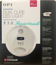 OPI GL902 Professional DUAL CURE LED TruCure Light Lamp GelColor nail dryer AUTH