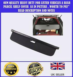 FOR RANGE ROVER SPORT L494 2013-2020 CARGO PARCEL SHELF LOAD COVER BLIND BLACK