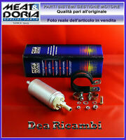 76041 Pompa Benzina Elettrica UNIVERSALE BASSA PRESSIONE CARBURATORE