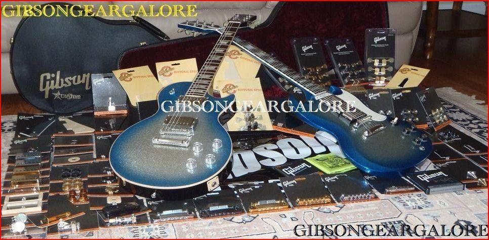 Gibson Gear Galore