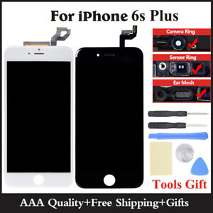 For iPhone 6S Plus A1634 A1687 LCD Display+Touch Screen Digitizer Replacement