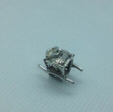 Vintage Sterling Silver Carriage Charm
